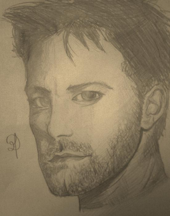 Ben Affleck by MD